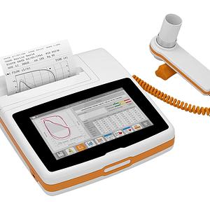 Medical Diagnostics MIR Spirolab New Spirometer Medical Diagnostics